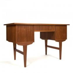 Teak desk from Danish design