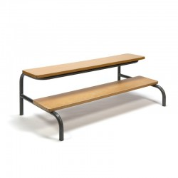 Industrial bench / step for children