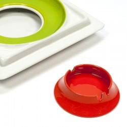 Italian design ashtray by Mancioli