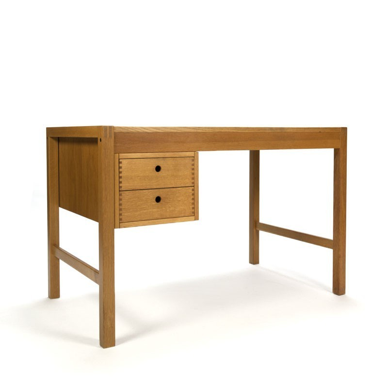 Oak desk by Vitré