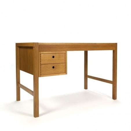 Oak desk by Vitré