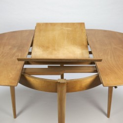 Pastoe dining table TT05 designed by Cees Braakman