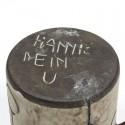 Honing flowerpot from Hannie Mein