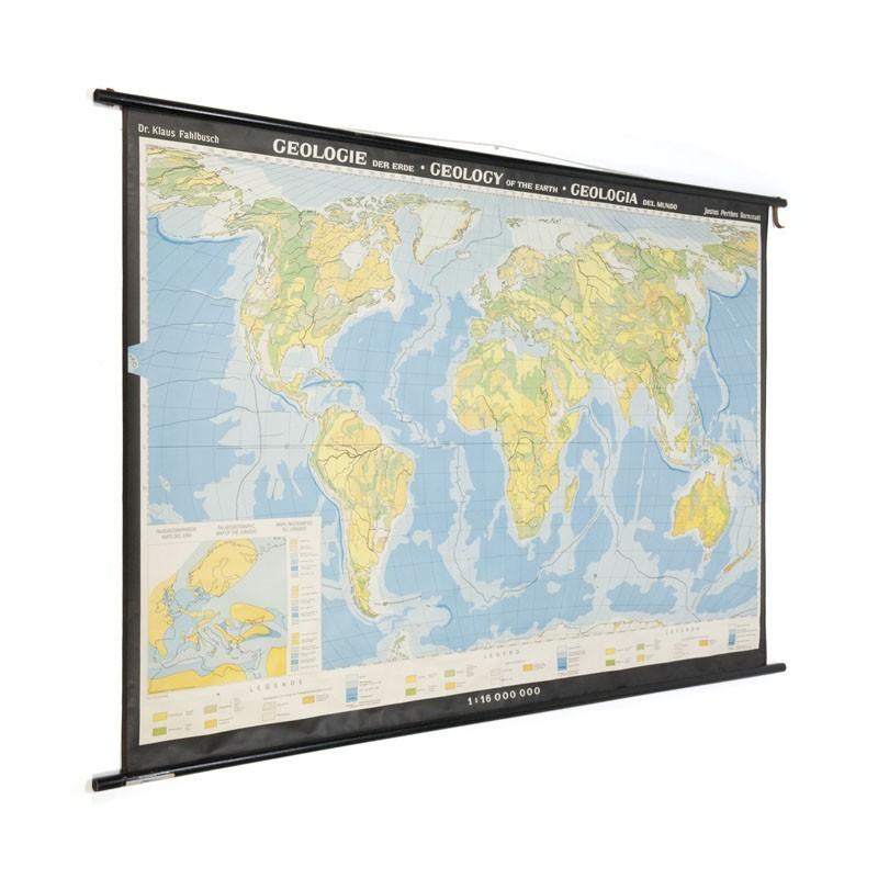Grote Geologische landkaart