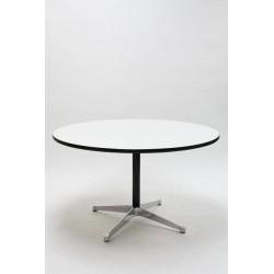 Eames segmented table by Herman Miller
