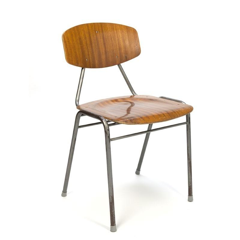 Industriële stoel uit Denemarken