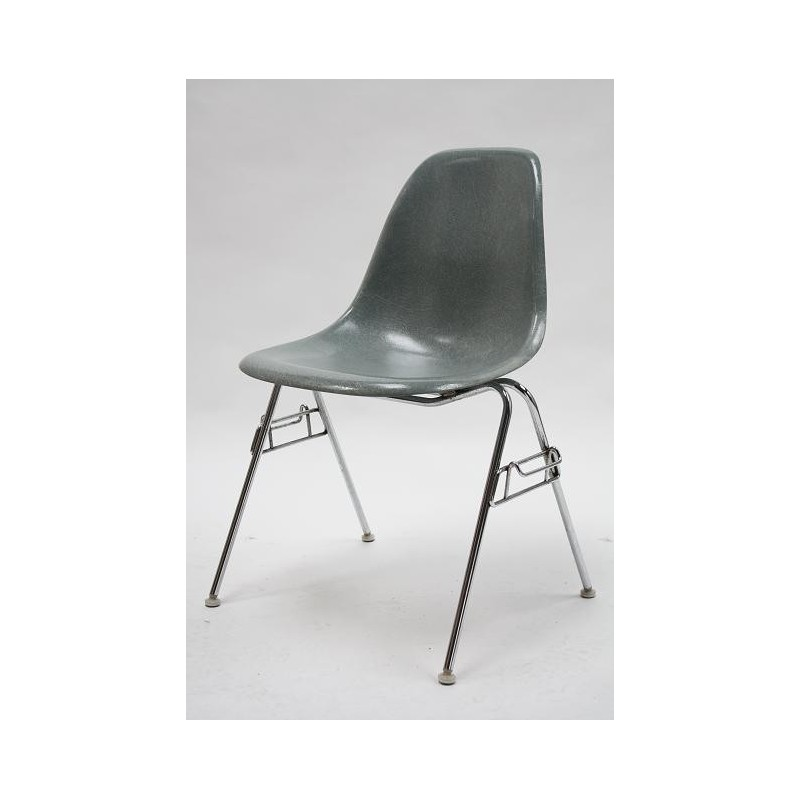 Eames DSS chair in grey