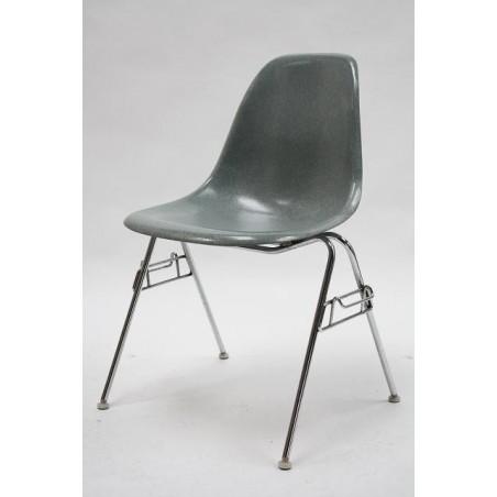Eames DSS stoel in grijs