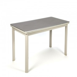 Small model industrial table