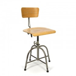 Industrial chair by Bozo