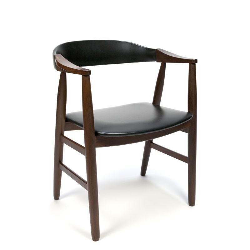 Danish desk chair by Farstrup