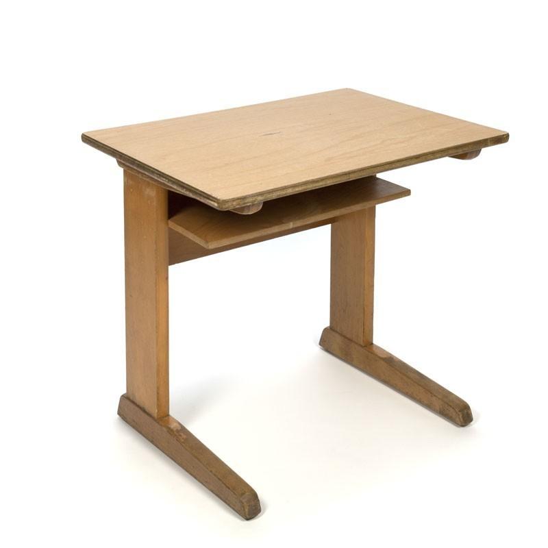 Casala kinderbureau van hout