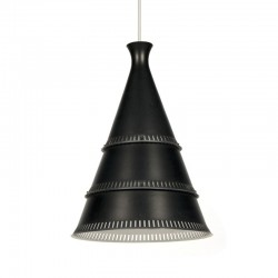 Danish cone shaped pendant