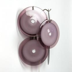 Murano wandlamp van Gino Vistosi
