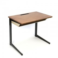Vintage industrial Marko School desk for children