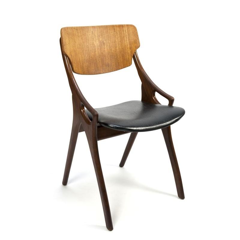 Arne Hovmand Olsen chairs set of 4