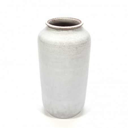 Mobach vase white number 149