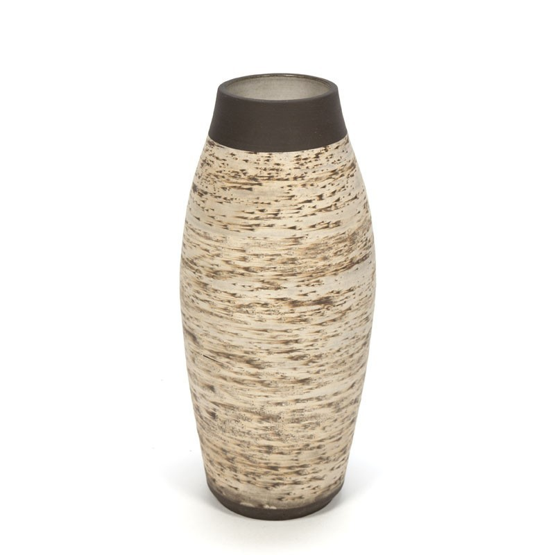Ravelli birch bark series vase number 180-1