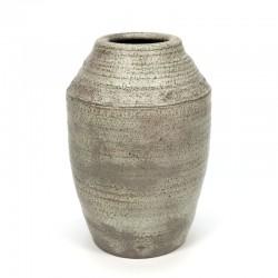 Large Mobach vase green