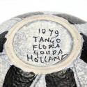 Pottery vase Tango Flora Gouda