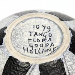 Aardewerk vaas Tango van Flora Gouda