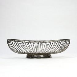 Vintage oval fruit plate