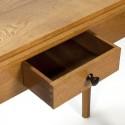 Vintage oak side table 1920/30's style
