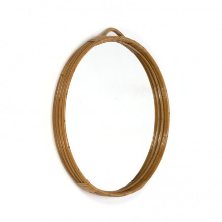 Vintage mirror of Bamboo