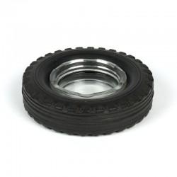 Vintage ashtray rubber tire