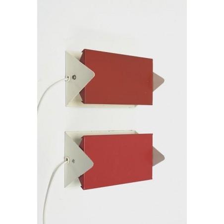 Set van 2 Anvia wandlampen