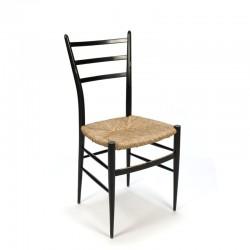 Vintage set van 2 Spinetto Chiavari stoelen
