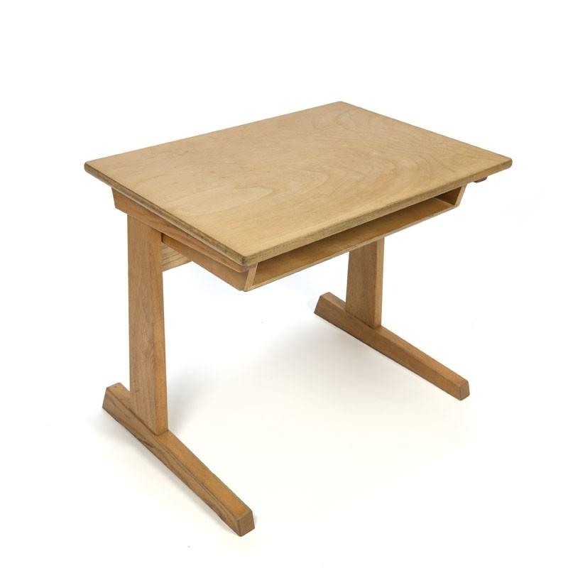Vintage desk for children by Casala