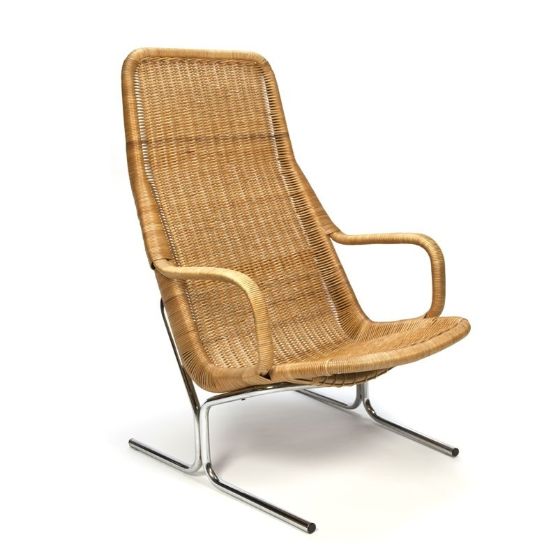 Dirk van Sliedrecht vintage easy chair