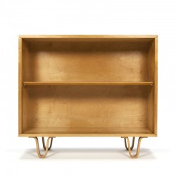 Vintage Cees Braakman for Pastoe Birch series bookcase