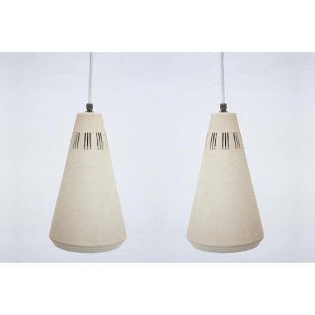Set of 2 Philips hanging lamps