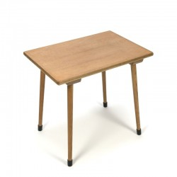 Vintage school table for children