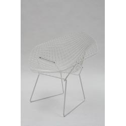 Daimond chair stoel van Harry Bertoia