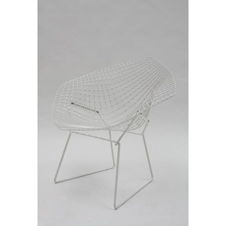 Daimond chair stoel van Harry Bertoia