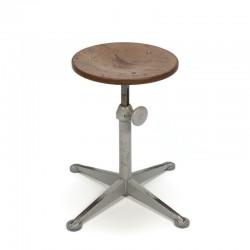 Vintage Friso Kramer stool low model