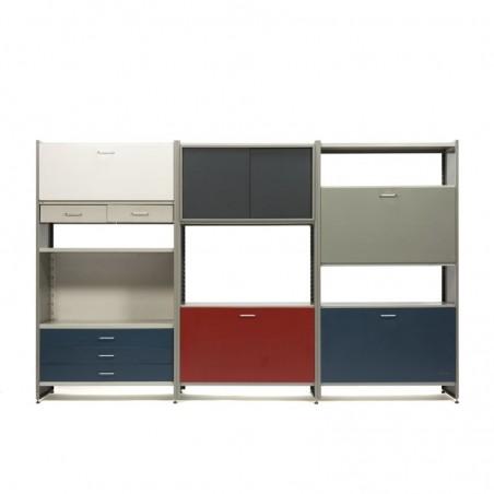 Vintage Gispen 5600 wall cabinet