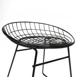 Vintage Pastoe draadkruk ontwerp Cees Braakman