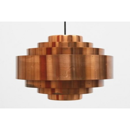 Scandinavische koperen hanglamp