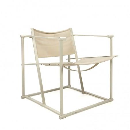 Vintage Pastoe easy chair FM60 designed by Radboud van Beekum