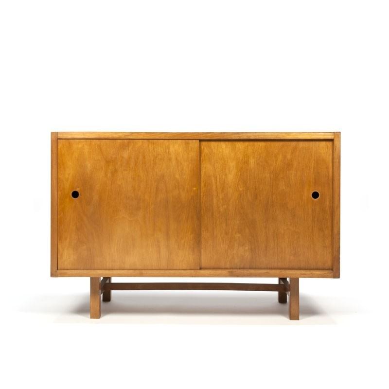 Vintage klein dressoir ontwerp Jaap Penraat