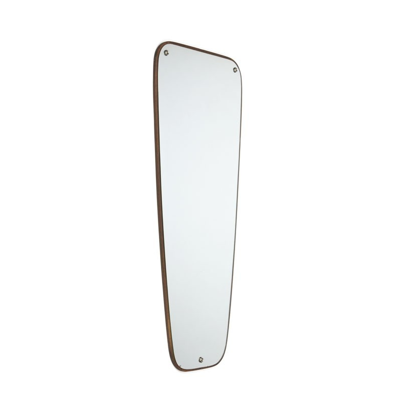Vintage Danish mirror sixties