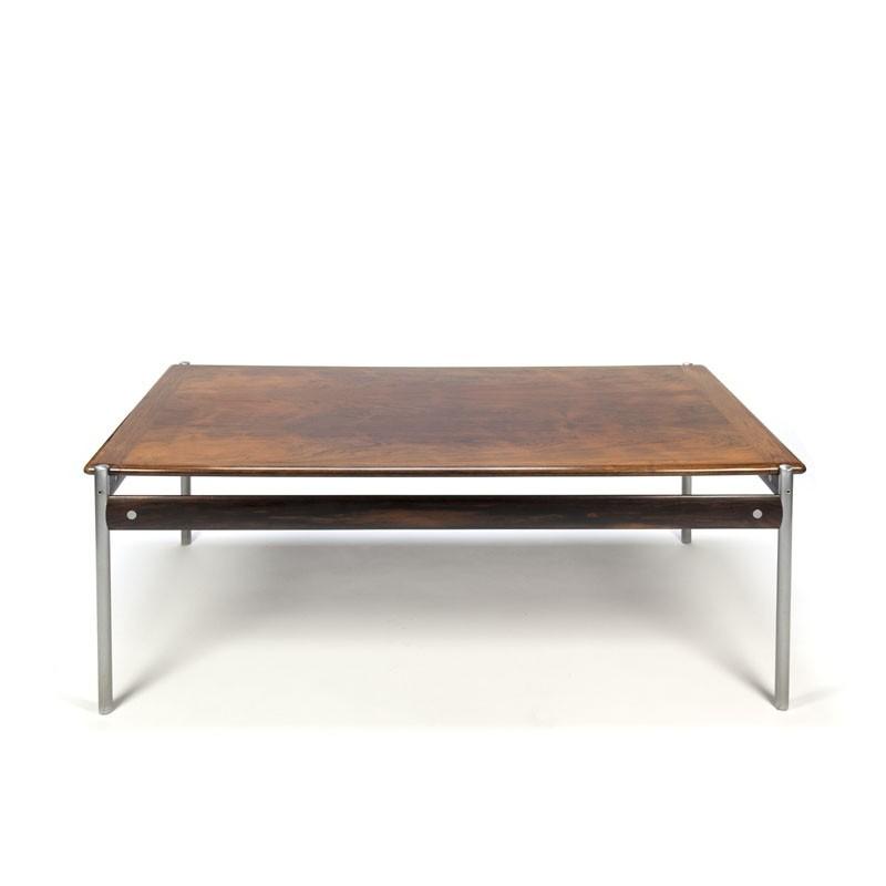Vintage salontafel ontwerp Sven Ivar Dysthe