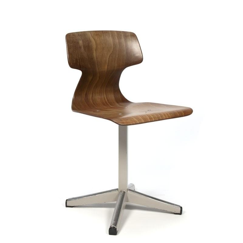 Vintage kids school chair by Galvanitas  sc 1 st  Retro Studio & Vintage kids school chair by Galvanitas - Retro Studio