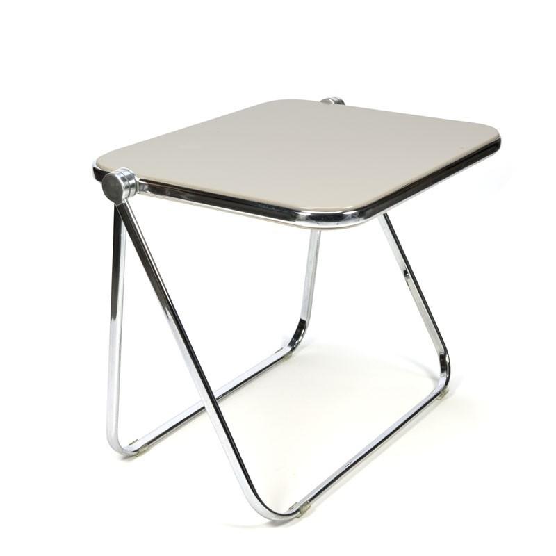 Italian vintage design desk Platone