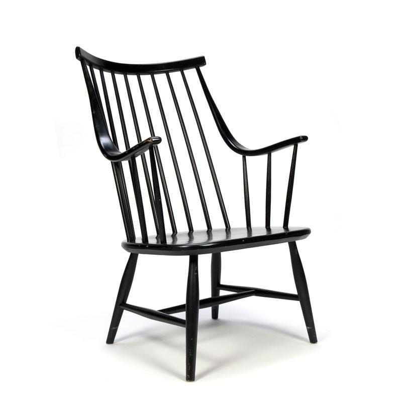 Vintage Nesto fauteuil ontwerp Lena Larsson