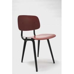 Friso Kramer Revolt chair red/black 3